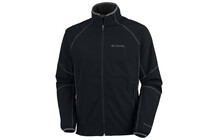 Columbia Men's Sweet As Softshell black